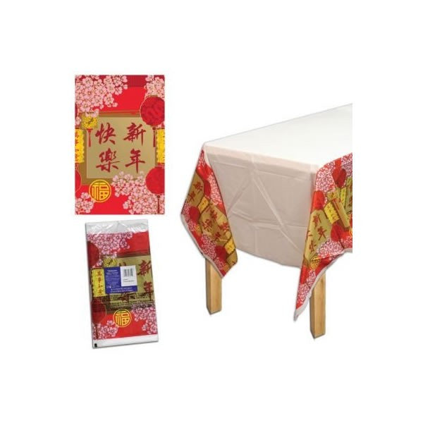 Tablecover Chinese New Year Blessing