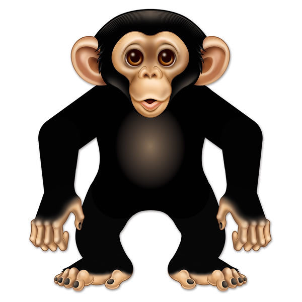 Monkey Jointed Cutout 56cm