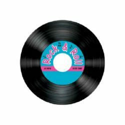 Coasters Record - Rock N Roll
