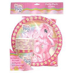 My Little Pony Party Pack 40 Pieces