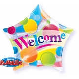 56cm Star Bubble Welcome Big Dots,