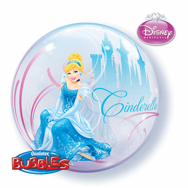56cm Bubble Cinderella's Royal Debut,