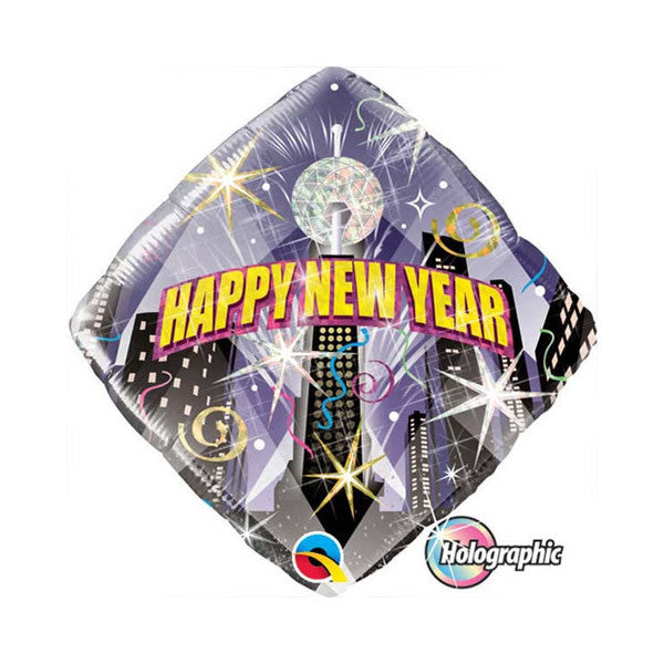 45cm Happy New Year Party Countdown
