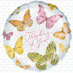 45cm Thinking of You Butterfly
