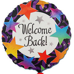 45cm Welcome Back Stars