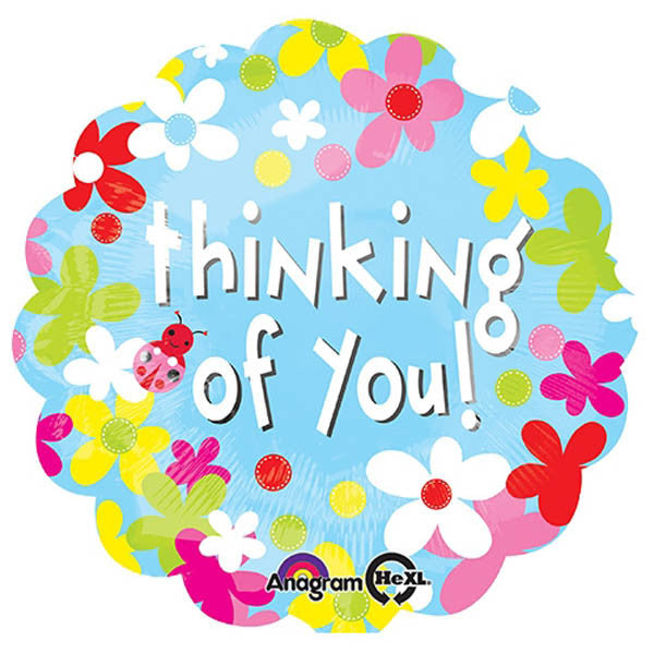 45cm Thinking of You Floral