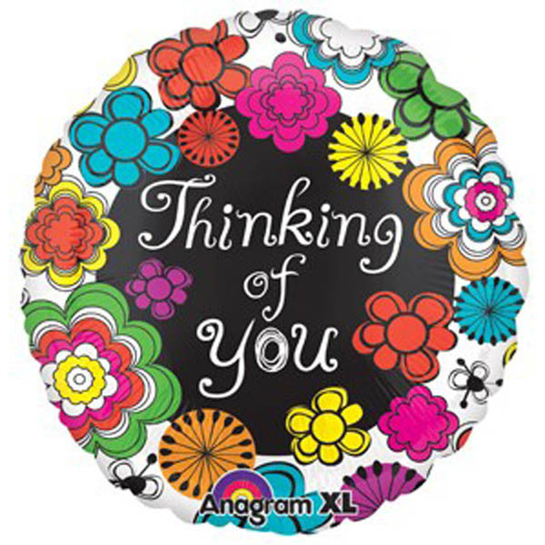 53cm Thinking of You Floral