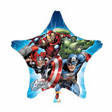 Shape Avengers Assemble Star