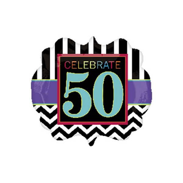 Shape 50 Birthday Celebration