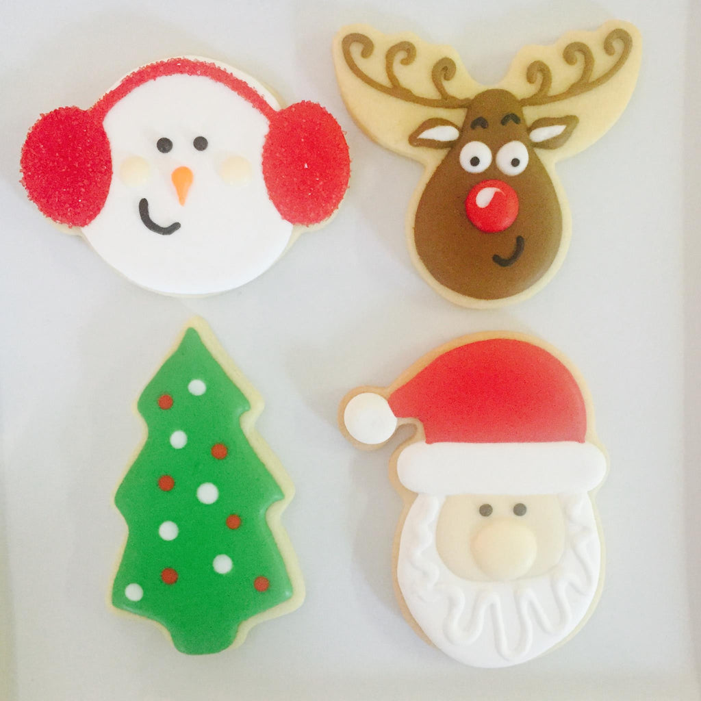 18th November Decorating Class: Christmas Royal Icing Cookies