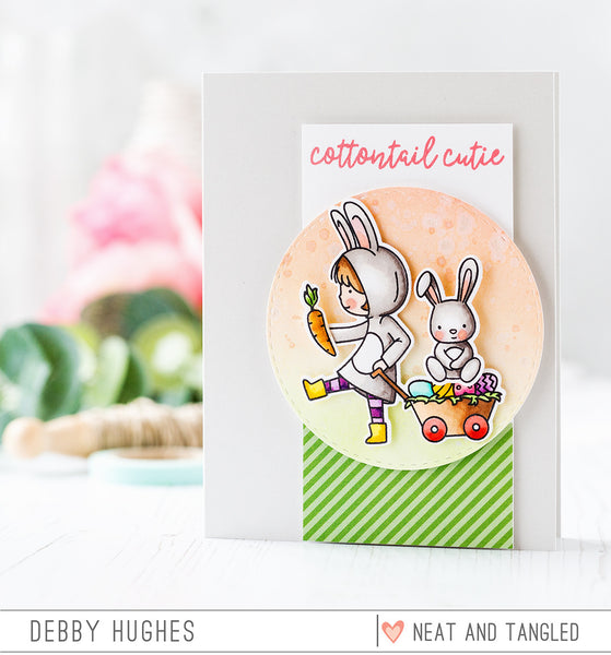 Cottontail Cuties - Nice and Neat Dies