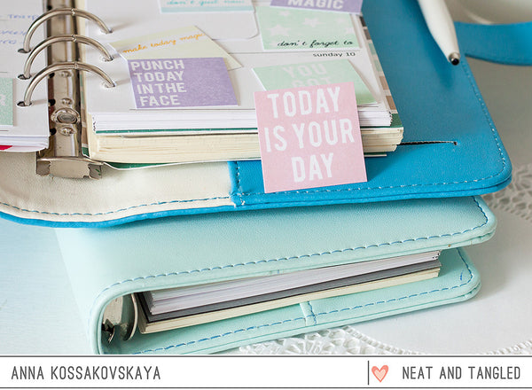 Planner Blocks: You Got This