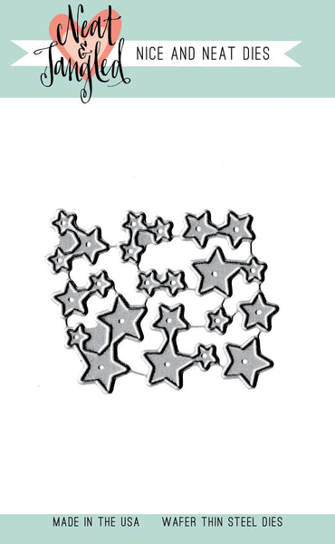 Lucky Stars - Nice and Neat Dies