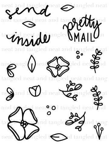 Send Pretty Mail