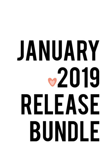 January 2019 Release Bundle