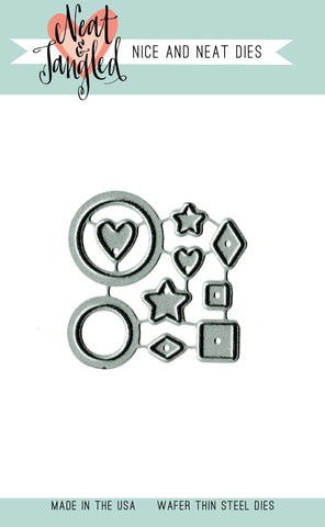 Little Bits - Nice and Neat Dies