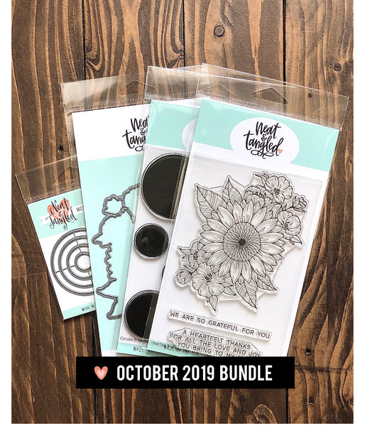 OCTOBER 2019 RELEASE BUNDLE