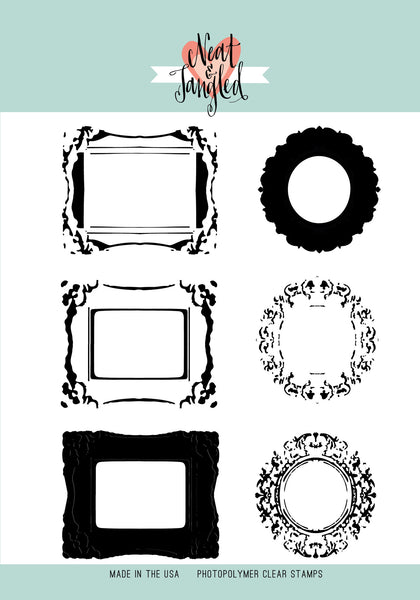 Ornate Frames