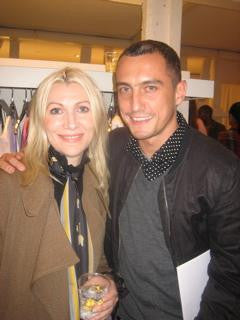 Remembering Richard Nicoll with Affection and Admiration