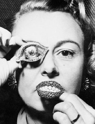 salvador dali jewellery