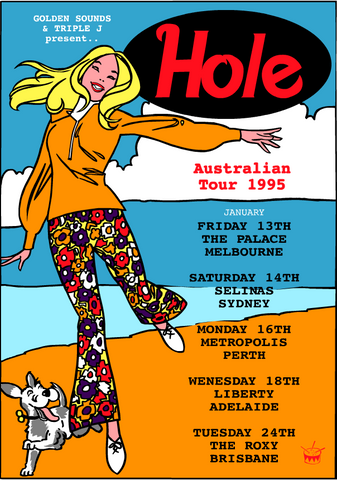 hole poster paul mcneil