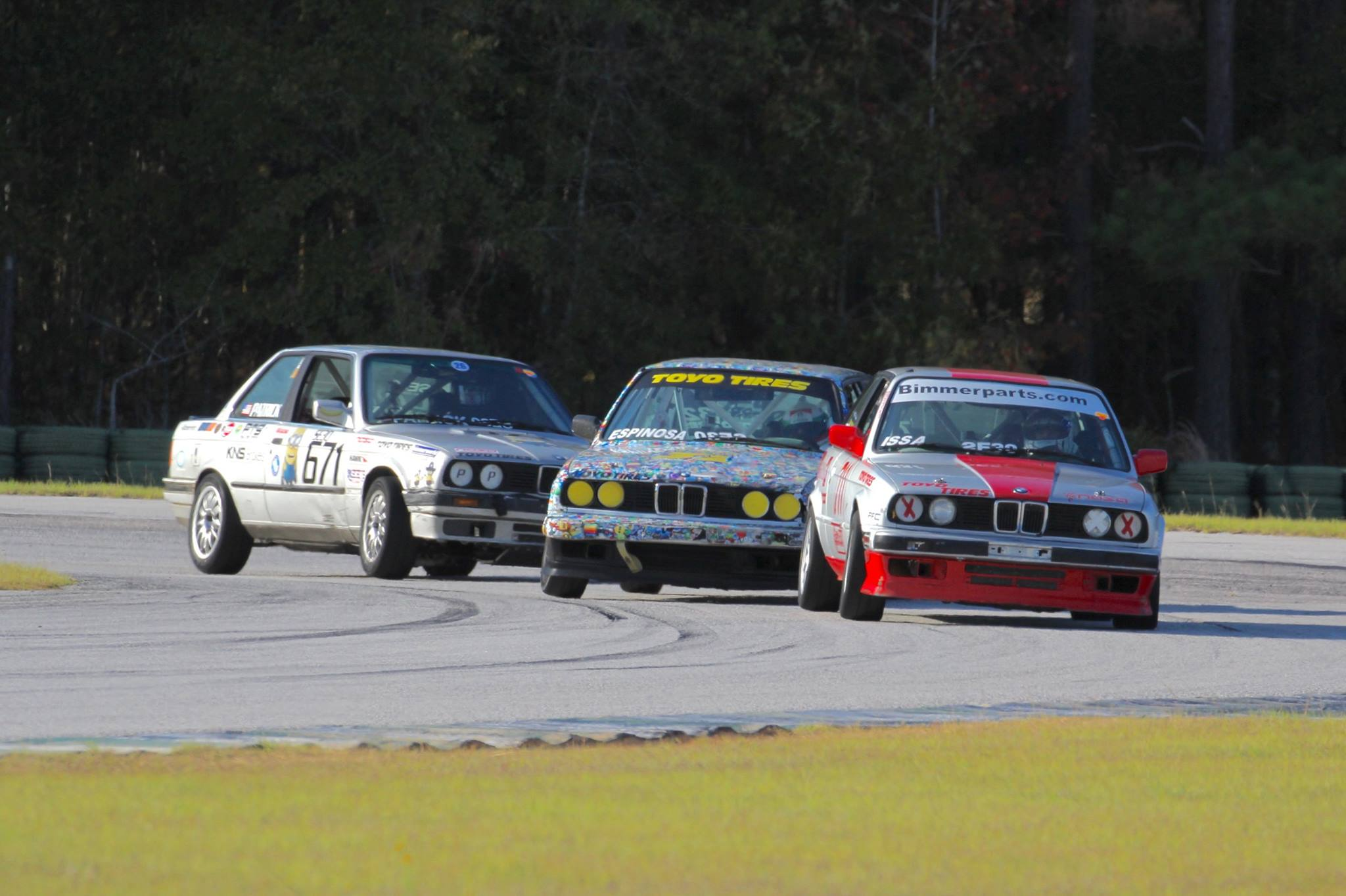 Eat your Wheaties at Carolina Motorsports Park