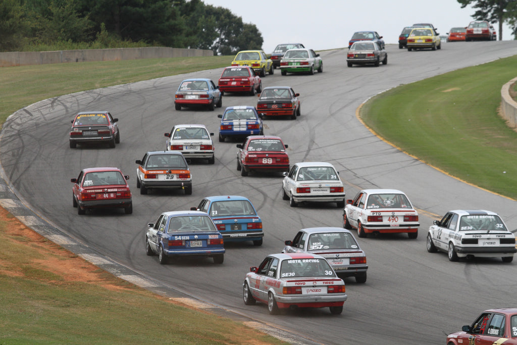 Tips and tricks for a quick lap at Road Atlanta in an E30