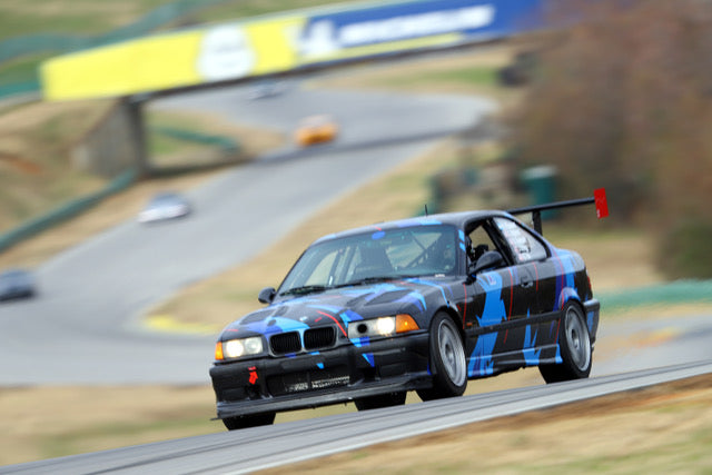 Read Tull's E36 M3 WinSome racing endurance car