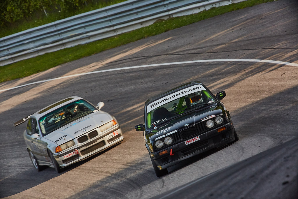 Grab the bull by the horns at Lime Rock Park