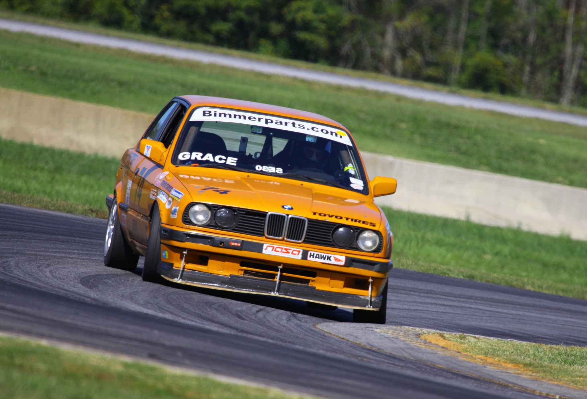 Tips and Tricks to keep in your back pocket for VIR.