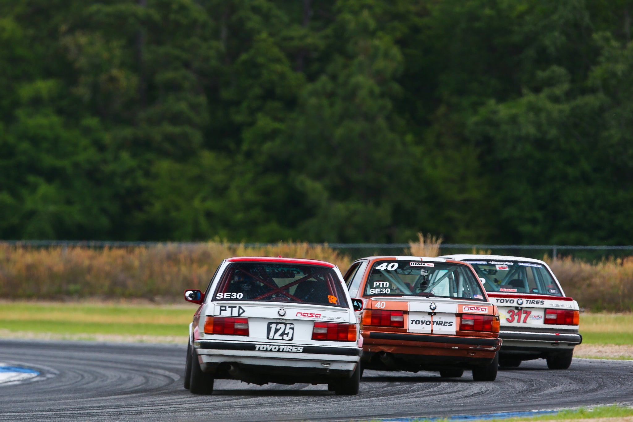 Dancing on the limit at Roebling Road Raceway