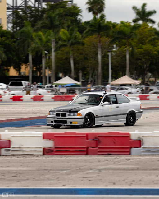 Chris Diaz's 1998 E36 M3 with Condor Bushings