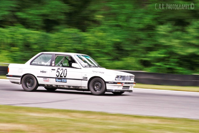 Larry Marks' Spec E30