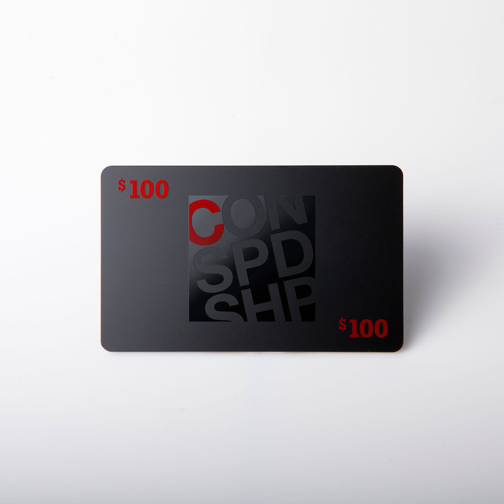 $100 Condor Speed Shop Gift Card