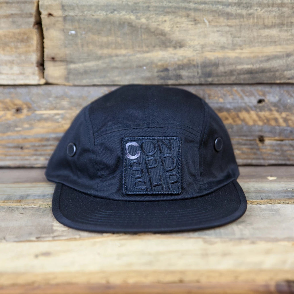 INCOG / Black Dad Cap