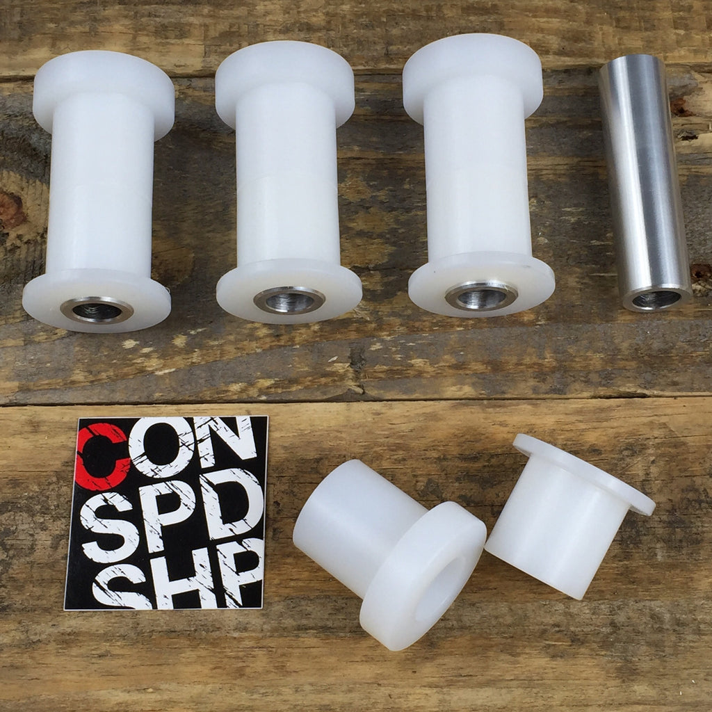 Rear Trailing Arm Bushings - 318ti