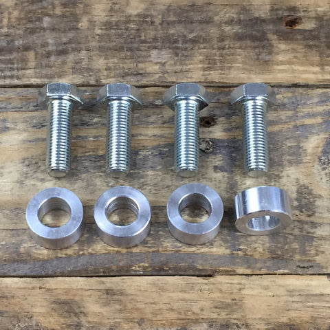 Differential Spacers & Bolt Kit