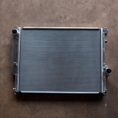 CSF 2 Row High Performance Aluminum Radiator - E30, E36