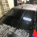 Polycarbonate Rear Windshield - E34