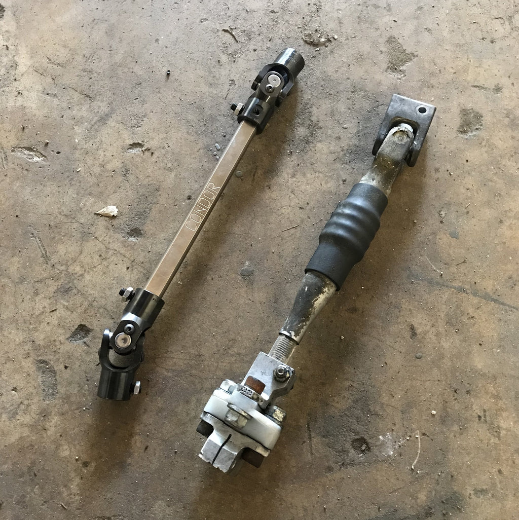 Steering Shaft Conversion Kit E36 Condor Speed Shop