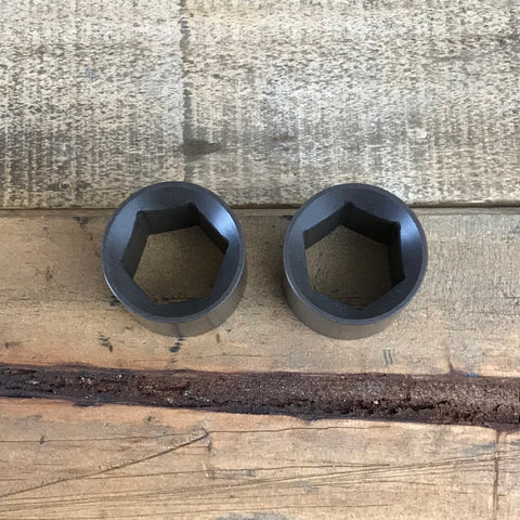 Solid Control Arm Mount Replacement Inserts - E46