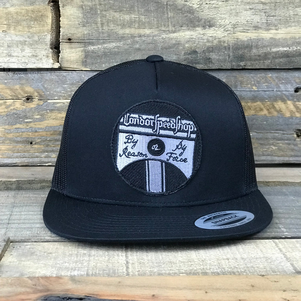 Piston / Black Trucker