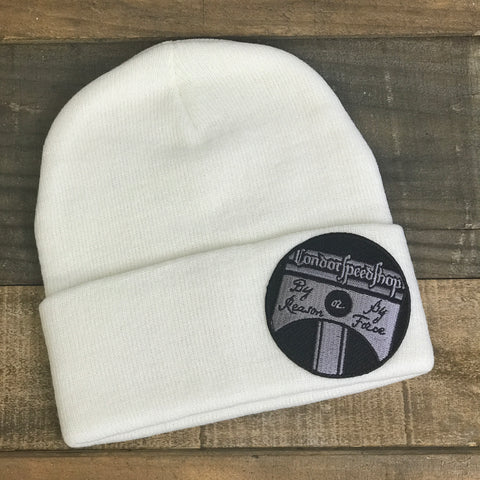 Piston Patch Beanie
