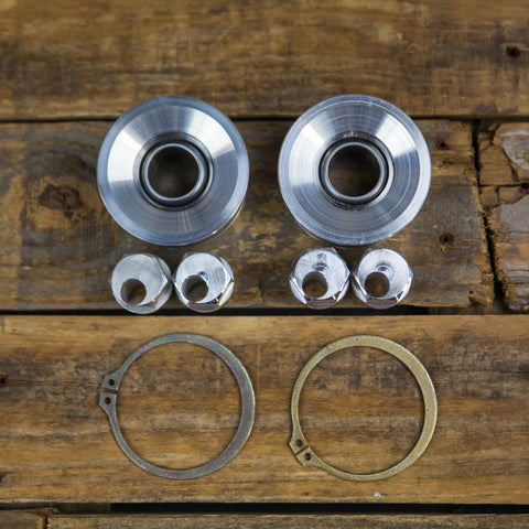 Adjustable Front Caster Rod Monoball Bushings E9x, E8x & F8x