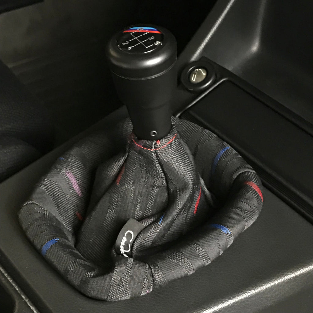 ///M Hurricane Shift Boot