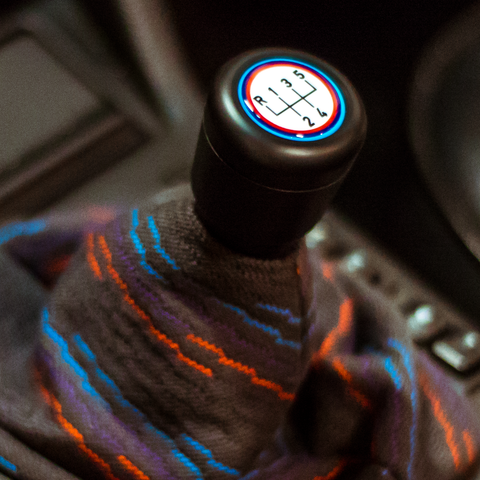 "Condor Weighted ""Shorty"" Shift Knob"