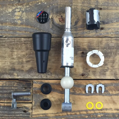 "Condor ""Shorty"" Knob Short Shift Kit-E36"