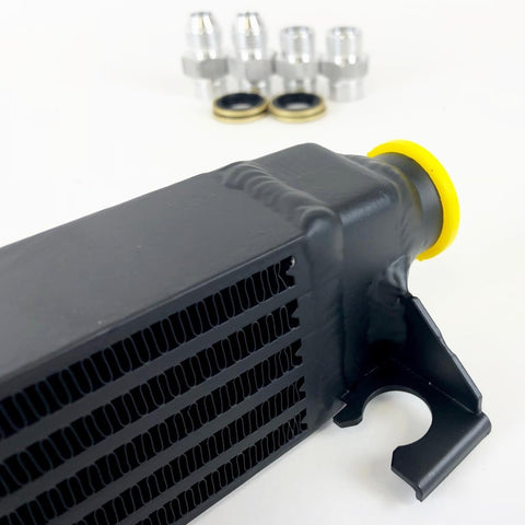 CSF High Performance Aluminum Oil Cooler - E30