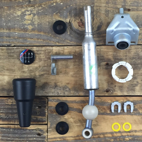 "Condor ""Shorty"" Knob Short Shift Kit - E30"