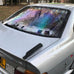 Polycarbonate Rear Windshield - E36 Coupe